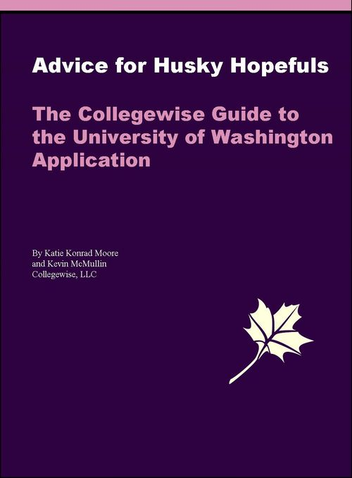 our guide to the university of washington application for now